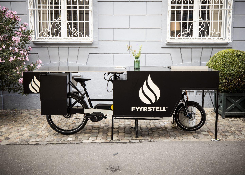 Das Fyyrstellvelo Catering-Velo und Plattform für Austausch und Begegnung